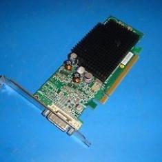 Placa video PC DellIEXPRESS ATI RADEON X600PRO 256MB CN-0F9595 DMS-59 FUNCTIONALA!