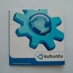 KUBUNTU VERSION 6.06 LTS PENTRU PC CONTINE 3 CD-URI . - Sistem de operare