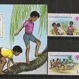 Grenada si Grenadines.1979 Anul international al copilului CC.55 - Timbre straine
