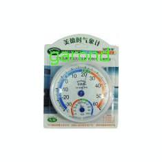 Termometru si higrometru analogic, -30...60°C/05140