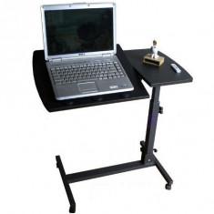 Masa Laptop - Masa de laptop reglabila birou mobil Folding Computer Desk