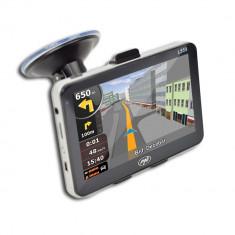 Resigilat - Sistem de navigaţie portabil PNI L559 5 inch, 128M DDR, 4GB memorie interna, FM transmitter - Gps