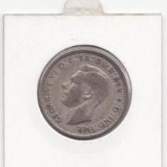 Australia - 1 Florin 1947 - Argint