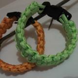 BRATARI paracord-culori neon