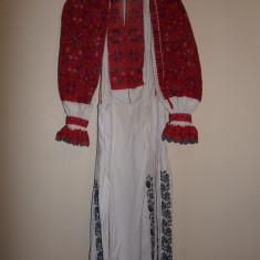 Costum popular - CAMASA POPULARA CU POALE DIN TINUTUL PADURENILOR, PENTRU FEMEI