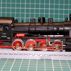 Macheta Feroviara, 1:87, HO, Locomotive - Locomotiva abur BR55 scara HO(4019)