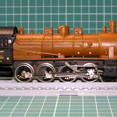 Macheta Feroviara, 1:87, HO, Locomotive - Locomotiva abur BR55 scara HO(3995)