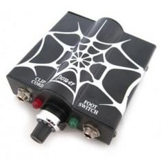Masina tatuaje - Sursa de tensiune profesionala de tatuat Spider