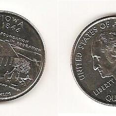 SUA USA 1/4 QUARTER DOLAR DOLLAR 2004 COMEMORATIV, America de Nord, An: 2013
