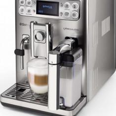 Espressor automat - Espressor cafea Philips HD8858/01 Saeco Exprelia Super automat 1400W 1.5l argintiu metalic
