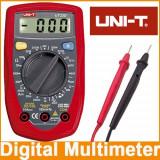 UT33D Multimetru digital Backlight Buzer si Generator de semnal UNI-T