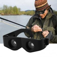 Binoclu vanatoare - Ochelari Portabili Cu Zoom ( Lupa ) Zoomies Maini Libere Pentru Lucru Pescuit