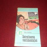 ABEL DARABAN - INTRETINEREA VESTIMENTATIEI