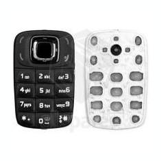 Tastatura telefon mobil - Tastatura telefon Nokia 6085 neagra