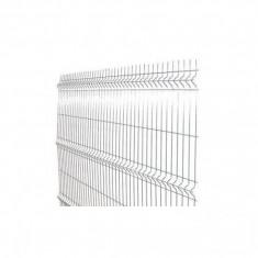 Gradinarit - Panou gard bordurat zincat - 2000 x 2000 mm
