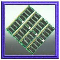 RAM 2Gb(512Mbx4 ) DDR333 (PC2700) PLUS BONUS Placa baza Asus P5P800 sk 775+ cpu - Memorie RAM, 333 mhz
