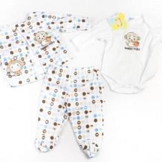 Haine copii - Set hainute de bebelusi Maimutele extratereste - BBN1158
