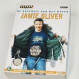 Film serial Altele, Altele, DVD, Engleza - Jamie Oliver 'The Naked Chef' – Sezonul 1-3 (Complet 24 Episoade - 6 DVD)
