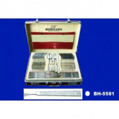 Set Tacamuri inox Bohmann 5581