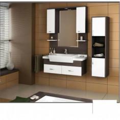 Mobilier de baie Decora - corp suspendat simplu - Dulap baie