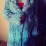 Haine dama - Haina din blana naturala de lux
