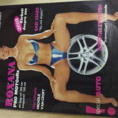 Revista XXX Playboy Februarie 2001 Licitatie Colectie Roxana Ciuhulescu - Reviste XXX