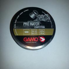 Pelete / alice arma aer comprimat Gamo Promatch cal 4,5 - 19 lei