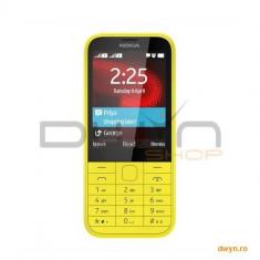 Telefon Nokia - Nokia Telefon mobil Nokia 225 Dual Sim Yellow