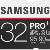 Samsung Card de Memorie Samsung PRO+ SDHC 32GB Clasa 10 UHS-3