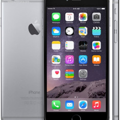 Iphone 6plus 16gb space grey nou neverlok sigilat 12luni garantie !PRET:575euro - iPhone 6 Plus Apple, Gri, Neblocat