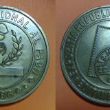 Medalii Romania - 1986 Anul international al pacii