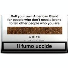 Tutun Mac Baren American Blend White 35g