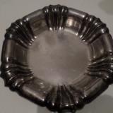 Fructiera metal argintat 1 - Metal/Fonta