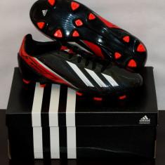 Ghete de fotbal adidas F10 TRX FG ORIGINALI masura 38 - Ghete fotbal Adidas, Culoare: Negru, Copii, Teren sintetic: 1, Iarba: 1