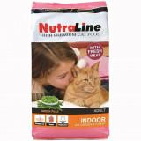 Mancare caini - Hrana pentru Pisici Nutraline Indoor 1 5 kg