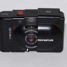 Olympus XA - Japonia 1979 - testat cu film - Aparat Foto cu Film Olympus, RF (Rangefinder)