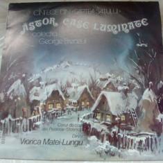 DISC LP: ASTOR CASE LUMINATE, CANTECE DIN 'CARTEA SATULUI'/GEORGE BREAZUL (1983) - Muzica Clasica, VINIL