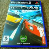 Joc Test Drive Unlimited, TDU, PS2, original, 34.99 lei(gamestore)! - Jocuri PS2 Altele, Curse auto-moto, 12+, Multiplayer