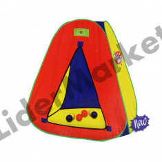 Casuta/Cort copii - Cort de joaca pentru copii 82 x 82 x 102 cm