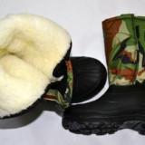 Cizme barbati - Cizme-Ghete, ALASKA, foarte calduroase si extrem de usoare