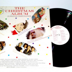 Disc vinil / Lp - The Christmas Album - CBS - EMI/ 1985 - Muzica Pop emi records
