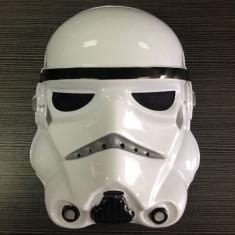 Masca carnaval - Masca Star Wars Clona Trooper Halloween razboiul stelelor starwars clone +CADOU!