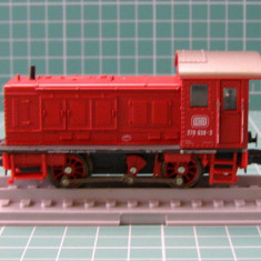 Macheta Feroviara, 1:87, HO, Locomotive - Locomotiva diesel BR270 marca Lima scara HO(3452)