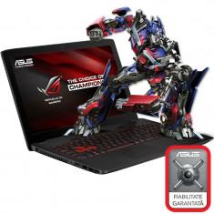 Laptop Asus - Notebook Asus Procesor Intel® Core™ i7-4720HQ 2.6GHz Haswell, 8GB, 1TB, GeForce GTX 950M 4GB, Black GL552JX-DM019D