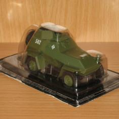 Macheta auto, 1:43 - Masini de Legenda Rusia - Autoblindat BA-64 1/43