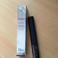Mascara Diorshow Blackout Waterproof - Rimel Christian Dior, Negru