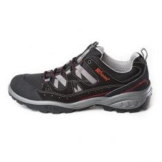 Pantofi trekking Grisport pentru barbati, talpa Vibram (GR12123S4G ) - Pantofi barbati Grisport, Marime: 39, 40, Culoare: Negru