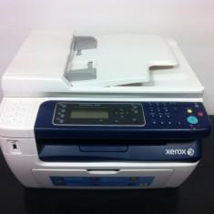 Imprimanta laser multifunctionala Xerox WorkCentre 3045NI + doua cartuse, DPI: 1200, Retea