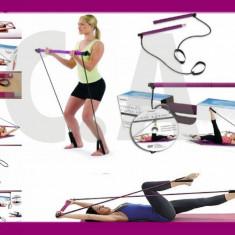 Aparat FITNESS/ Exercitii abdomene fese spate multifunctional - Aparat multifunctionale fitness