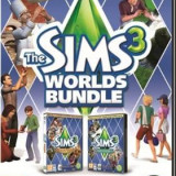 Sims 3 Worlds Bundle Includes Monte Vista & Hidden Springs Pc - Jocuri PC Electronic Arts